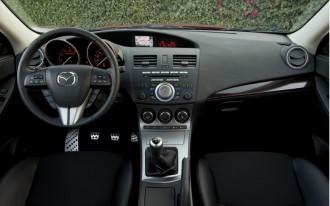Driven: the Mazda3 4 Door Sedan 2.5