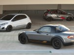 Mazda's race track inspired offerings at 2010 SEMA