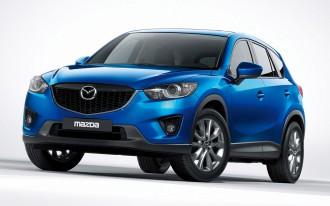 2012 Mazda CX-5 Coming to 2011 Frankfurt Auto Show