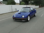 "1992 Mazda Autozam AZ-1 on ""Jay Leno's Garage"""