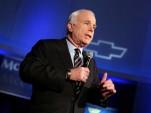 McCain at GM 7-18-05