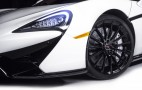 McLaren 570GT by MSO concept unveiled in Monterey