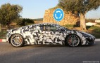 McLaren Sports Series GT Spy Shots