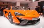 McLaren 570S Coupe revealed ahead of 2015 New York Auto Show