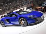 McLaren 650S, 2014 Geneva Motor Show