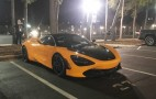 McLaren 720S spotted in US