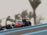 McLaren at the 2012 Formula 1 Bahrain Grand Prix