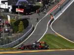 McLaren at the 2013 Formula One Belgian Grand Prix