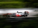 McLaren at the 2013 Formula One British Grand Prix