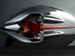 McLaren BP23-inspired 'Speed Form' sculpture