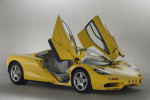 There's a brand-new, never-registered McLaren F1 for sale