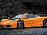 McLaren F1 LM at British Motor Show