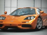 McLaren F1 supercar in Forza Motorsport 4 trailer