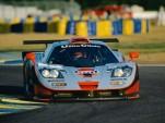McLaren Le Mans hertiage race cars