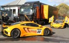 McLaren Race Car Builder Joins Road Car Unit In Woking