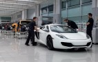 McLaren MP4-12C Production Slowed Due To Quality Issues