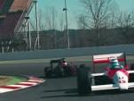 McLaren MP4/4 and MP4-30