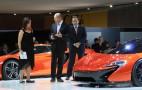 McLaren's Ron Dennis, Frank Stephenson And Antony Sheriff Talk P1: Video