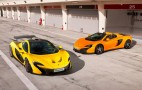 McLaren Sells Record 1,648 Cars In 2014