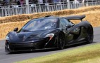 Jenson Button Hits Goodwood Hill Climb In A McLaren P1: Video