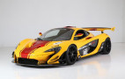 Scrape your change: McLaren P1 GTR #001 is for sale