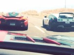 McLaren P1 races Bugatti Veyron. Via a1carvideos on Instagram.