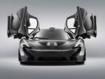 McLaren P1 with McLaren Special Operations upgrades