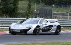 McLaren P1 'XP2R' Spy Shots