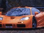 McLaren P11 spy shot