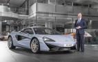 McLaren builds its 10,000th car