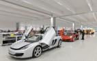 McLaren Opens High-Tech Production Center To Build MP4-12C