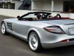 McLaren SLR Roadster makes an appearance at Goodwood FOS