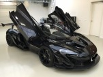 Road legal McLaren P1 GTR for sale