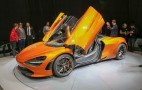 The 2018 McLaren 720S is the second-generation supercar made by science