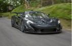 McLaren P1 LM sets new street-legal Nürburgring record
