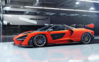 "New McLaren Senna unleashed, lightest hypercar in automaker's ""Ultimate"" stable"