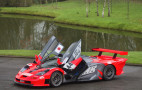 Street-legal McLaren F1 GTR for sale