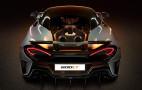 BMW 7-Series spied, McLaren 600LT revealed, Alfa Romeo 4C coupe dropped: Car News Headlines