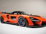 McLaren Senna 1:8 scale model by Amalgam