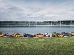 McLaren's 2013 Goodwood Festival of Speed lineup