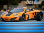 McLaren's MP4-12C GT3 racers