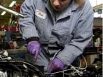 Mechanic Shae Davis