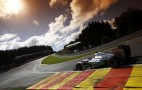 Formula 1 Belgian Grand Prix Weather Forecast