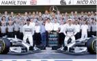 Mercedes AMG's Lewis Hamilton Named 2014 Formula One World Champion