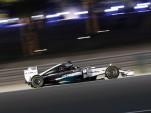 Mercedes AMG at the 2014 Formula One Bahrain Grand Prix