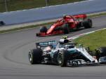 Mercedes-AMG at the 2018 Formula 1 Spanish Grand Prix