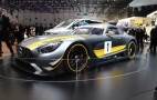 2016 Mercedes-AMG GT3 Race Car: Live Photos From Geneva Motor Show