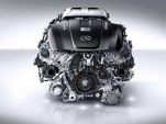 Mercedes-AMG M178 twin-turbo V-8 engine