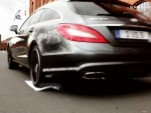Mercedes-AMG partners with Destroy vs. Beauty for the burnout bag