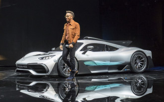 Electrified future, F1-derived Mercedes-AMG Project One, 2018 Nissan Leaf: What's New @ The Car Connection
